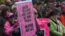 Victoria Women's March