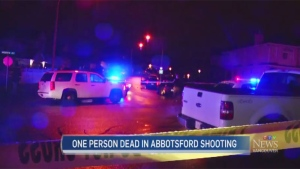 Abbotsford shooting