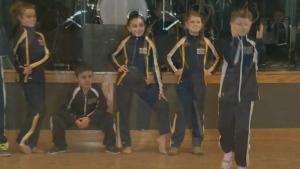 Sweet tunes fill Schwaben Club to support dancers