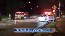 McBride crash