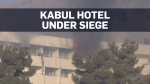Afghan forces end Taliban siege at luxury hotel