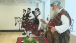 Scottish pride on display for Robbie Burns Day