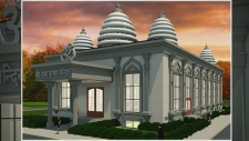 Neighbours oppose proposed Hindu temple