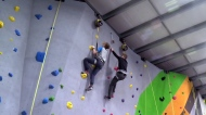 New rock climbing centre opens in Regina