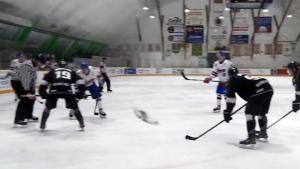 Balcarres hosts Hockey day in Saskatchewan