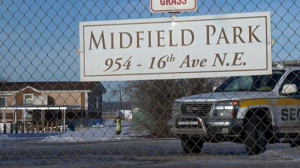 The handful of residents who are still at Midfield Mobile Home Park are still seeking fair compensation from the city.