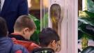 CTV National News: Sacred relic crosses Canada