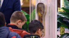CTV National News: Sacred relic crosses Canada