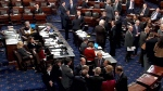 U.S. government shutdown enters third day