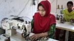 Bangladeshi garment workers in Savar, near Dhaka, Bangladesh, on April 20, 2015. (A.M. Ahad / AP)