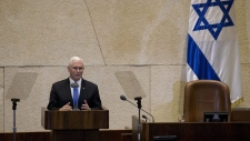 Pence speaks in Israel's parliament