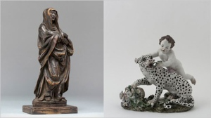 Berlin's city museums authority says it has returned 11 works that were part of prominent art owner Margarete Oppenheim's collection and were auctioned off under Nazi rule in 1936. (© Staatliche Museen zu Berlin, Skulpturensammlung und Museum für Byzantinische Kunst / Antje Voigt / © Kunstgewerbemuseum, Staatliche Museen zu Berlin / Saturia Linke)