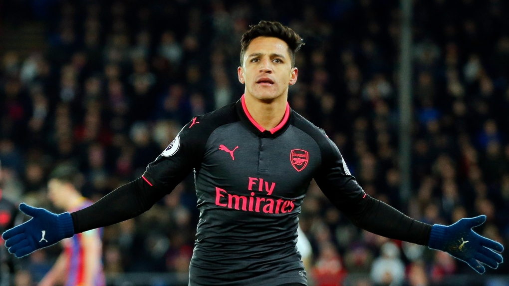 Arsenal Trades Alexis Sanchez To Manchester United For Mkhitaryan Ctv News