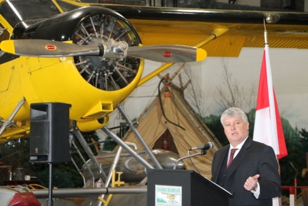Sault Ste. Marie MP Terry Sheehan announces funds