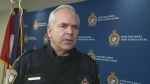 Extended: Chief Bordeleau on increase in shooting