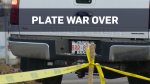 Licence plate war over between Sask. and Alta.