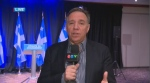 CAQ leader Francois Legault