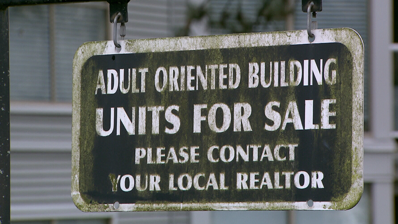 B.C.'s housing ministry says it has no plans to change legislation relating to age restrictions at this time.