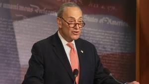 U.S. Senate passes shot-term bill to end gov't shu