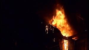 port coquitlam rail yard fire
