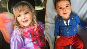 A funeral service will be held on Jan. 23, 2018, for Jayla Kennedy and Winston Prouty, who died in a house fire in Pubnico Head, N.S. on Jan. 7, 2018. (Sweeny's Funeral Home)
