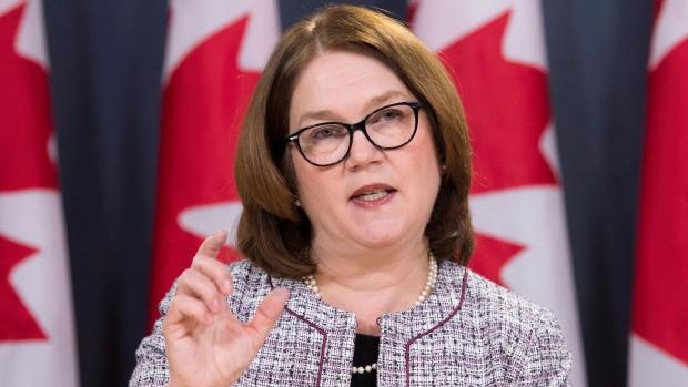 Indigenous Services Minister Jane Philpott