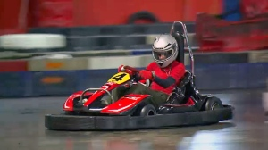 Toronto man beats go-karting world record