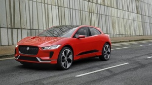 Jaguar I-Pace (Newspress / Jaguar)
