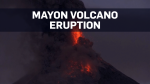 Volcano forces more than 50,000 people from homes