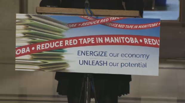 Red tape costs Manitoba biz $360M a year: CFIB