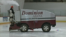 Zamboni naming contest