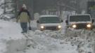 CTV Atlantic: Storm warnings issued for N.B.