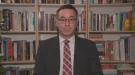U.S. political analyst Graham Dodds