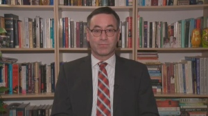 U.S. political analyst Graham Dodds