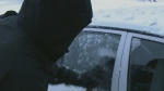 Ice storm hampers commute