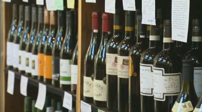 Liquor store (File image)