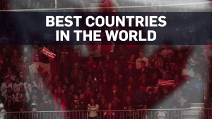 Canada ranked second best country in the world