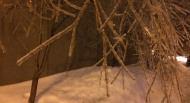 Freezing rain in Montreal (photo: Max Harrold / CTV Montreal)