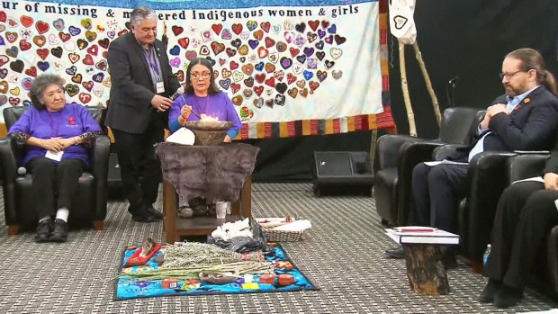 'So glad that you're here': MMIW inquiry begins in Yellowknife