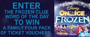 Disney on Ice: Frozen Rotator