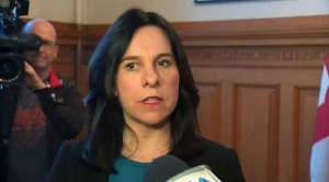 Only 1 in 3 Montrealers said they are happy with the job Valerie Plante is doing as mayor