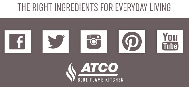 ATCO Blue Flame Kitchen Social