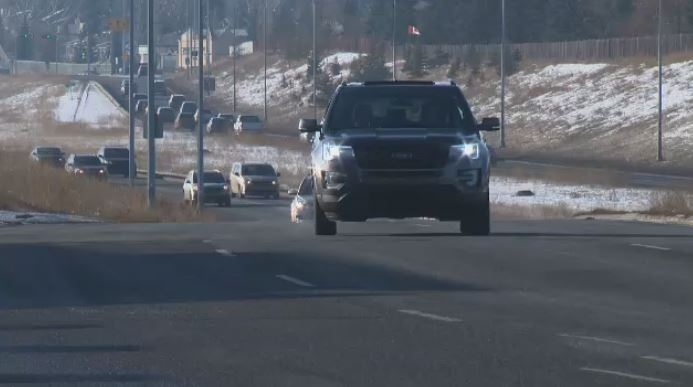 Terwillegar residents want the city to make changes to the road to ease traffic congestion.
