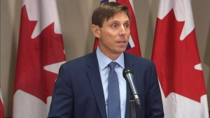 Patrick Brown denies sexual misconduct allegations from two women