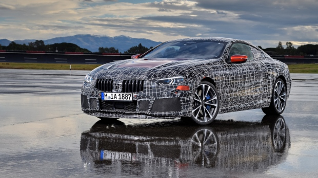 bmw releases teaser video of new 8 series coupe | ctv news | autos