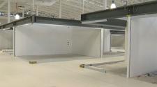 Inside New Horizon Mall