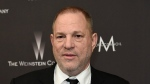 Harvey Weinstein arrives at The Weinstein Company and Netflix Golden Globes afterparty in Beverly Hills, Calif. on Jan. 8, 2017. (Chris Pizzello/Invision)