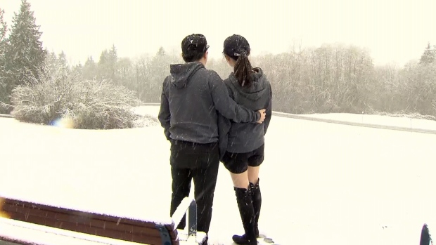 Flurries ahead for Metro Vancouver, Fraser Valley
