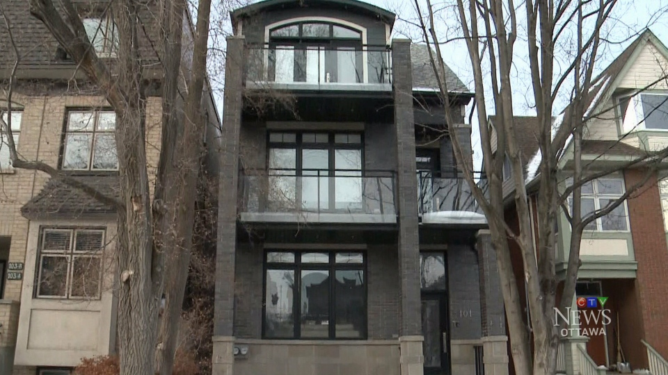 An Ottawa landlord says one of his former tenants is claiming diplomatic immunity in refusing to pay back rent.