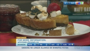 French Toast Sammiches with Chef Matt Basile